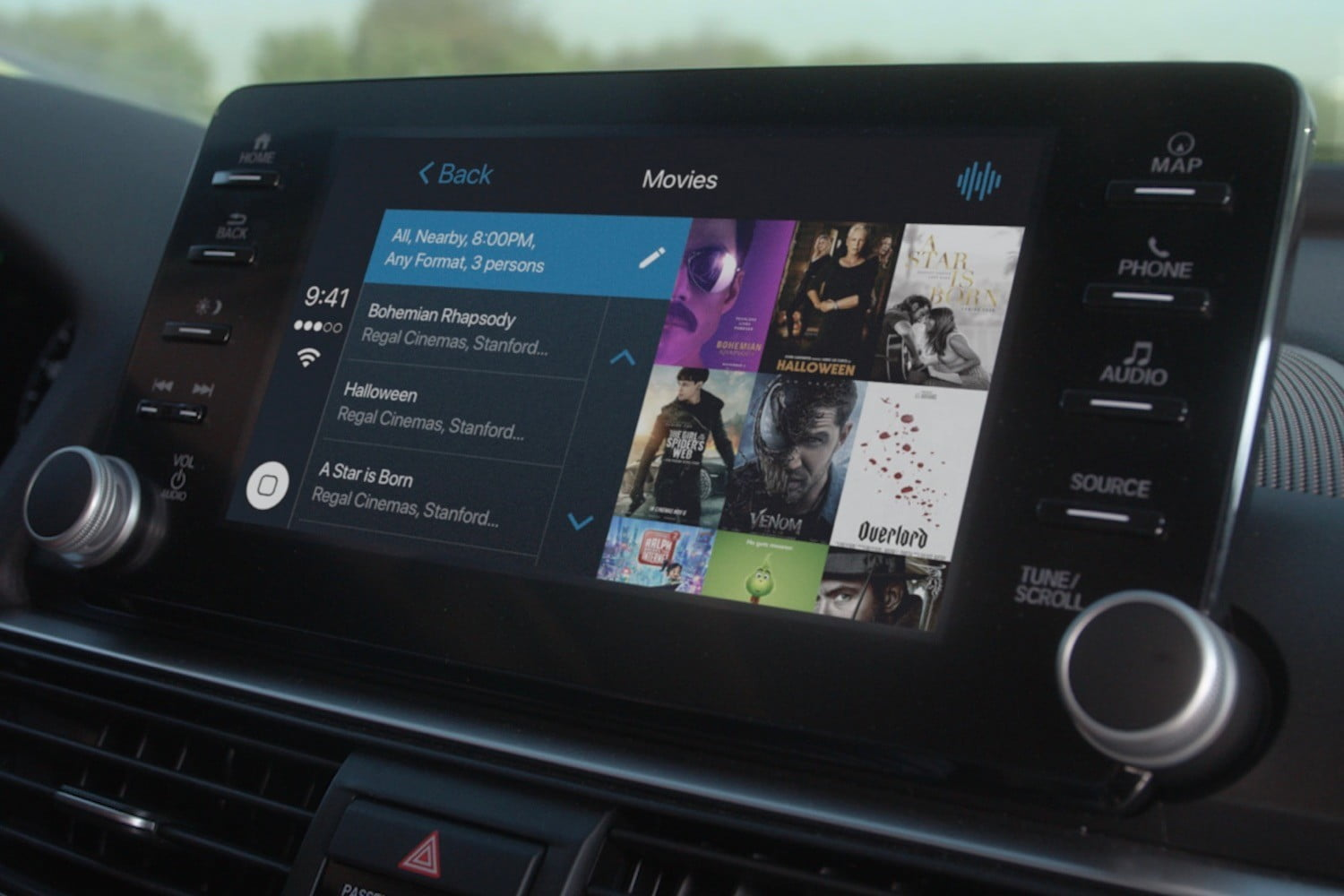 Honda Dream Drive Infotainment System Prototype Debuts At Ces 2019