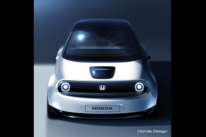 Honda's Urban EV is shaping up to be a high-tech, high-style electric city car