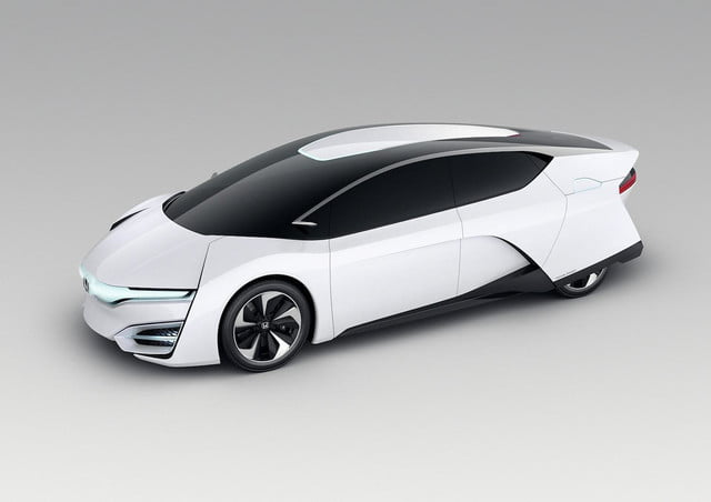 honda reveals fcev concept showing theres plan give fuel cell technology 01