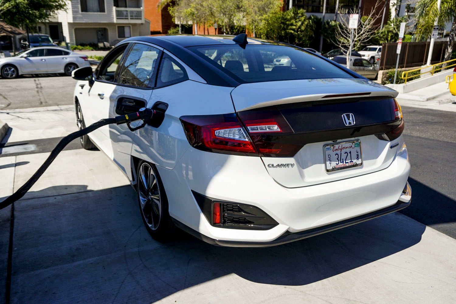 Hydrogen cars are here Now how long until you can actually fuel one near you?