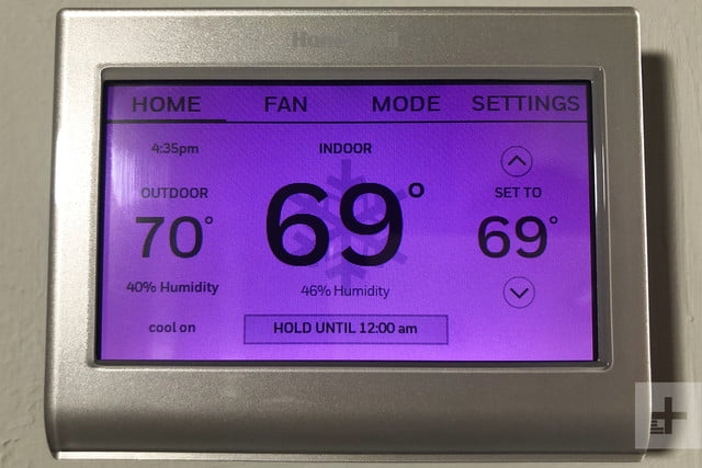 honeywell smart color thermostat rth9585wf1004 2