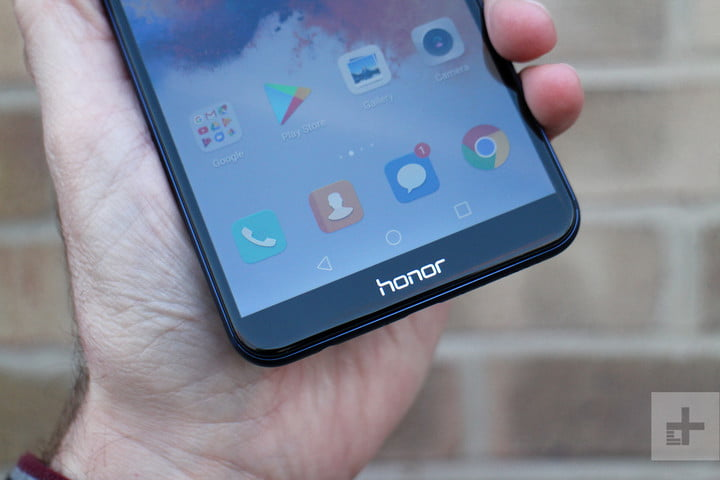 honor 7x review screen bottom