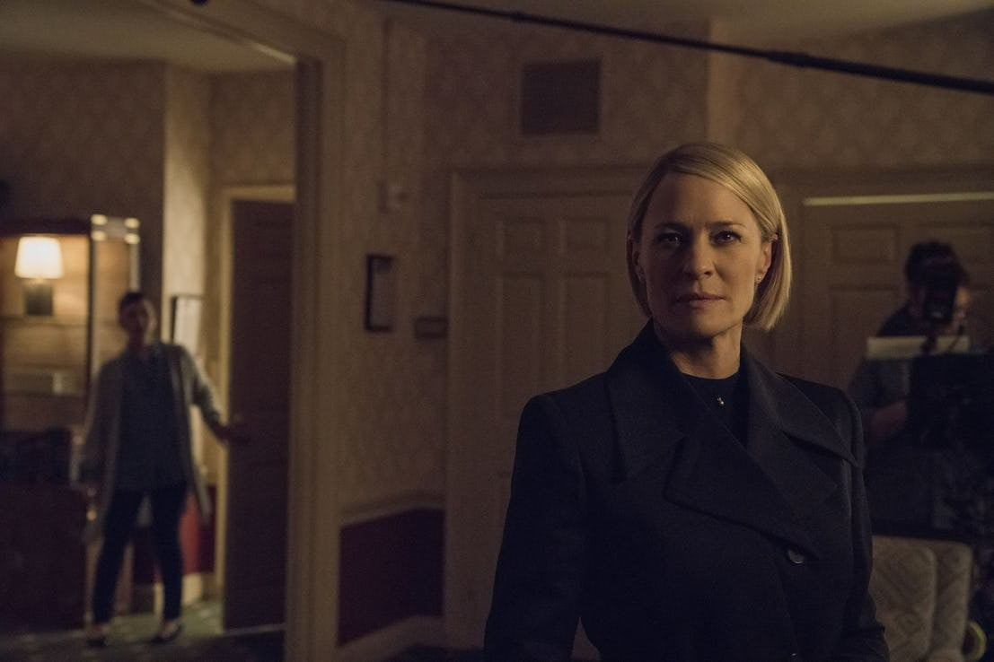 New House Of Cards Season 6 Trailer Has Claire Defending Her