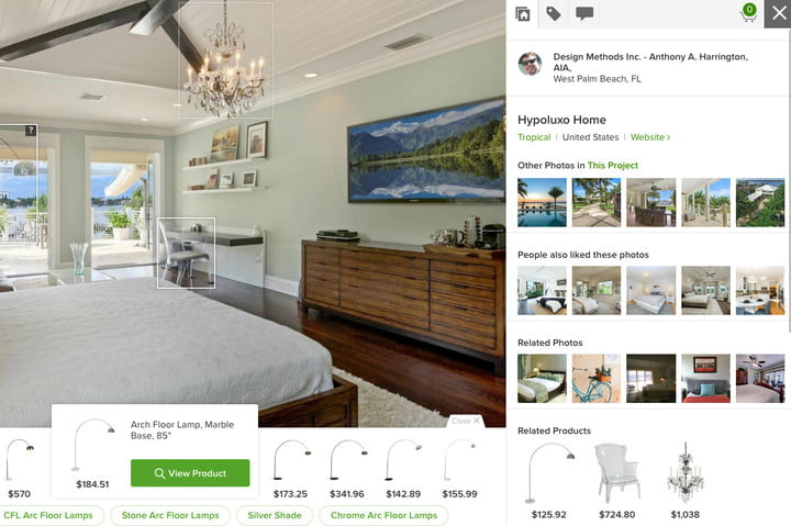 With its latest $400 million funding round, Houzz's valuation is now $4 billion