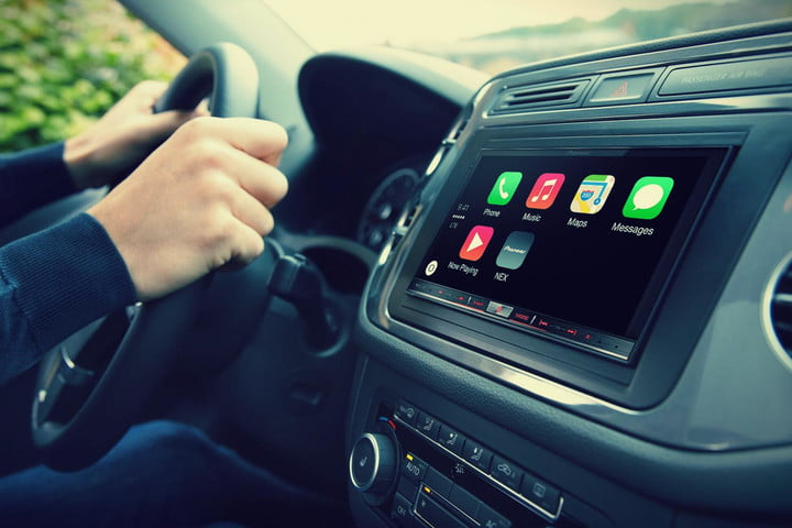 How Apple S Carplay Could Save The Car Stereo Digital Trends