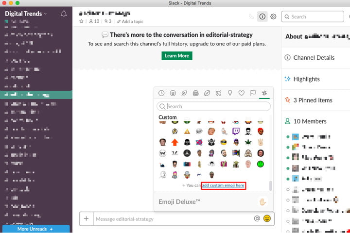 how to make emoji add slack 1