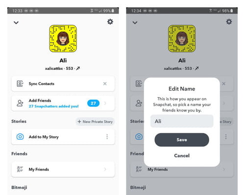 How To Change Your Snapchat Username Digital Trends