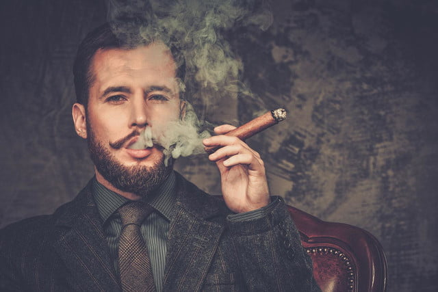 How to smoke a cigar like you know what you're doing