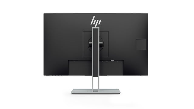 hp launches new monitors and all in one ces 2019 elitedisplay e243p sure view monitor back