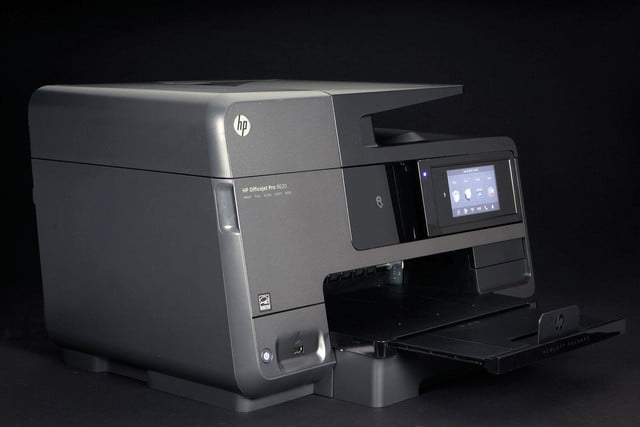 HP OfficeJet Pro 8620 front angle 2