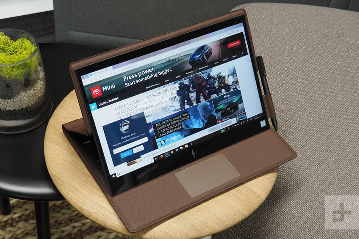 hp spectre folio review 4