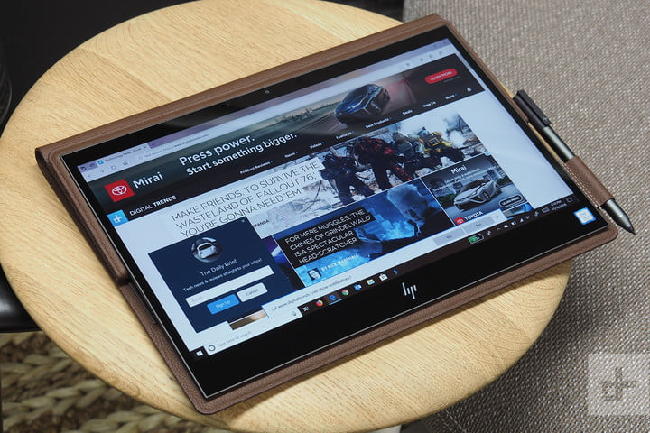 hp spectre folio review 5