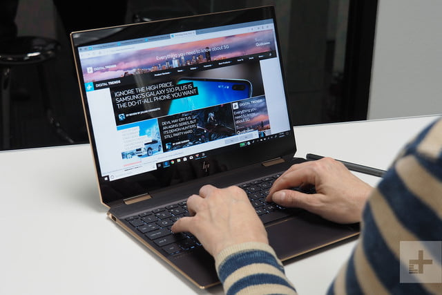 HP Spectre x360 13 (late 2018) review