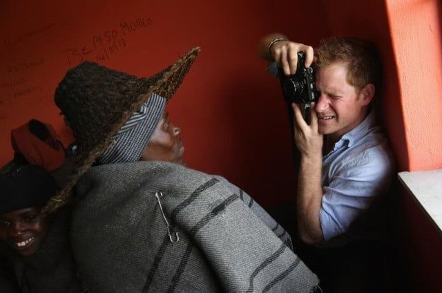 may never king prince harry career photography hrh henry sentebale photographing portrait