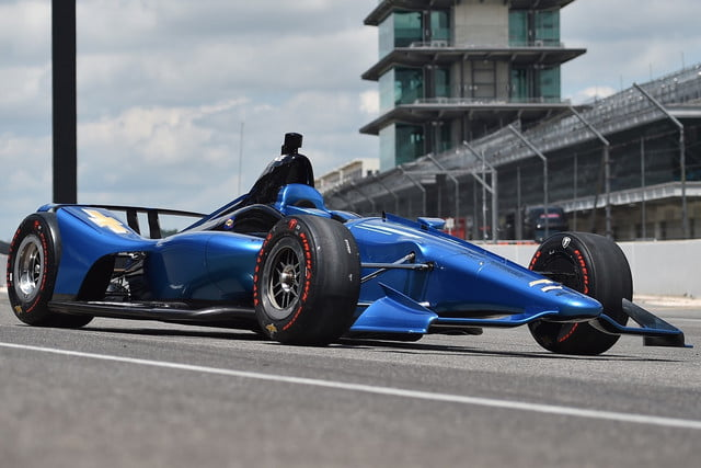 See How Indycar Made Its Race Cars Sleeker And Safer For