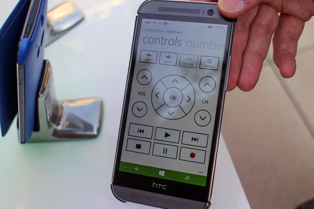 HTC One M8 with Windows