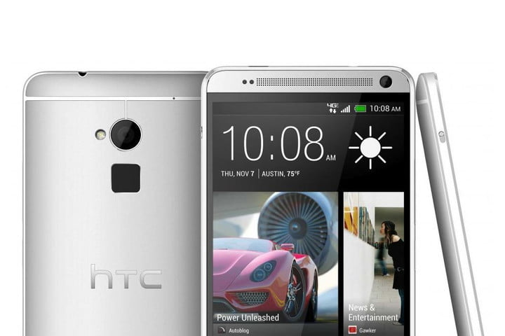 Everything we know about the giant HTC One Max and its fingerprint sensor