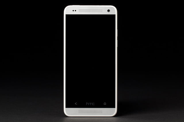 htc one mini front screen power off