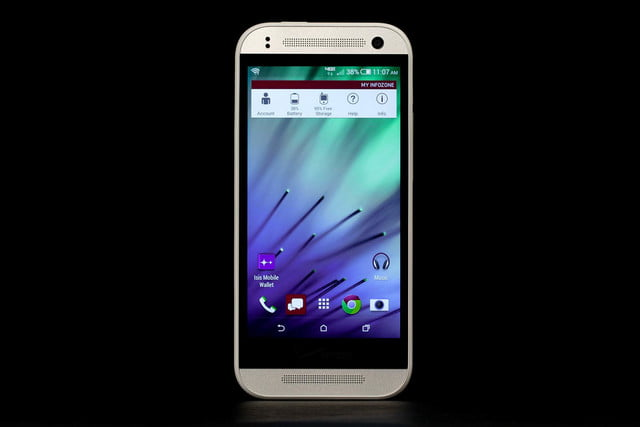 HTC One Remix front