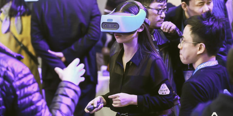 HTC's Vive Pro Now Supports Augmented Reality With New SDK | Digital