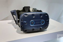 HTC Vive Pro Eye hands-on review
