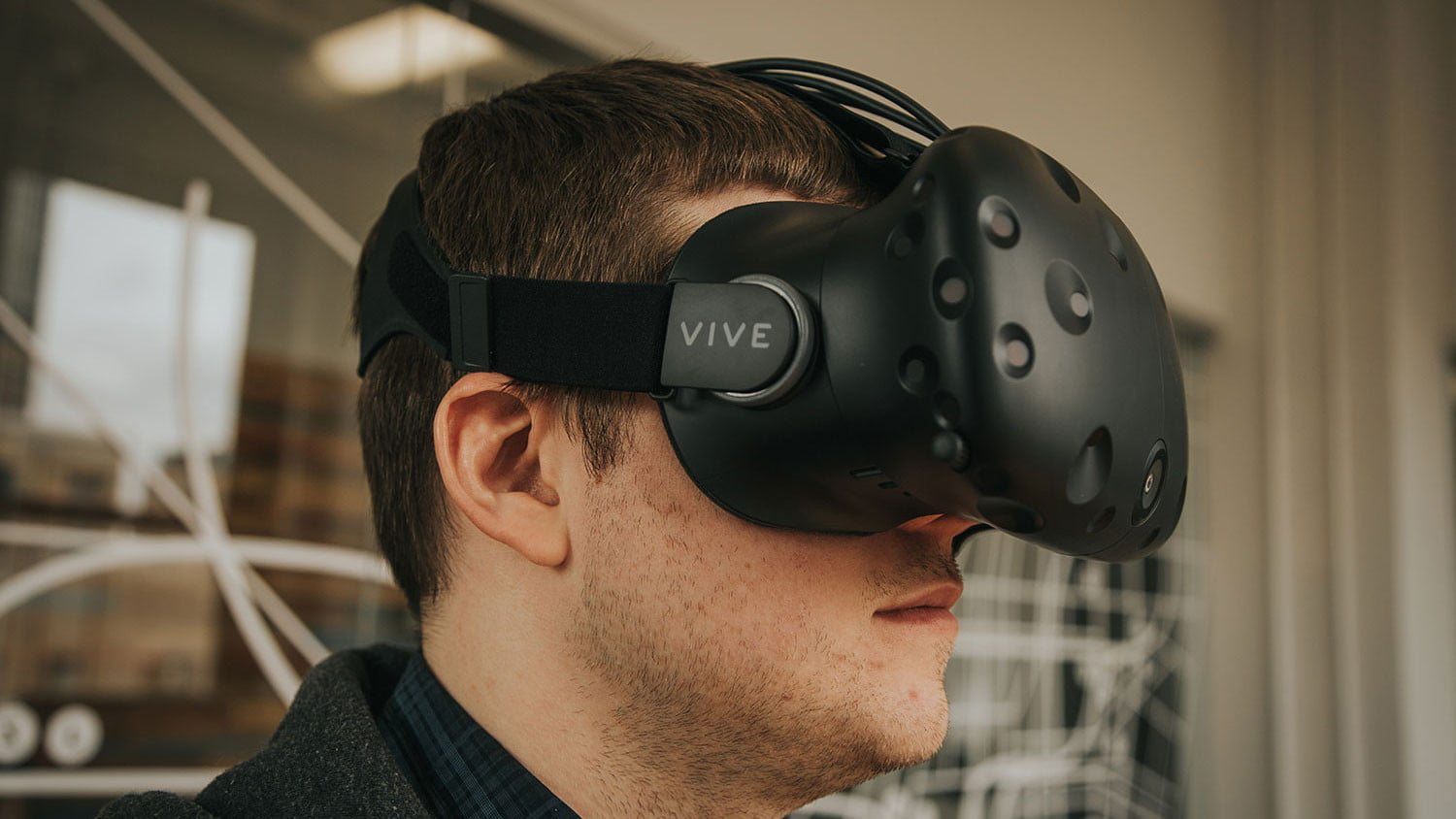valve software steamvr beta linux htc vive side feat