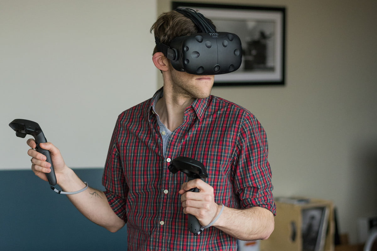 Virtual Reality Is The Future And It S Even Easy To Set