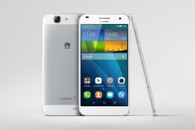 huawei 2014. huawei rounds mid range smartphones ascend g7 g620s y550 views press image 2014