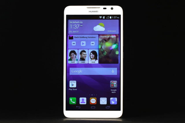 Huawei Ascend Mate 2 front 1