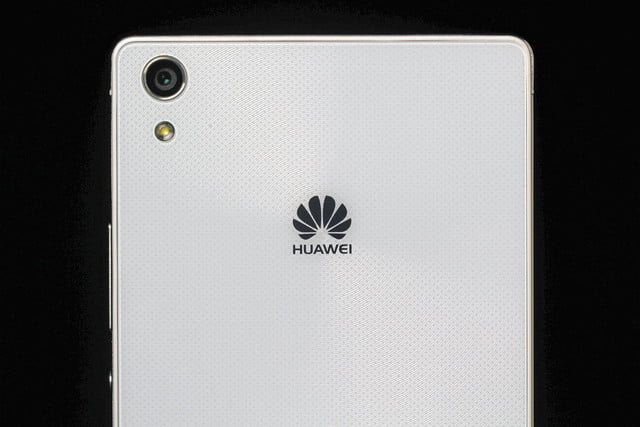 Huawei Ascend P7 review camera