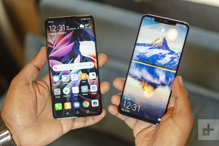 Stop releasing so many phones Huawei mate 20 and pro page at 1