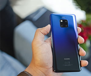 If Huawei sells the Mate 20 Pro in the U.S., Samsung needs towatch its back