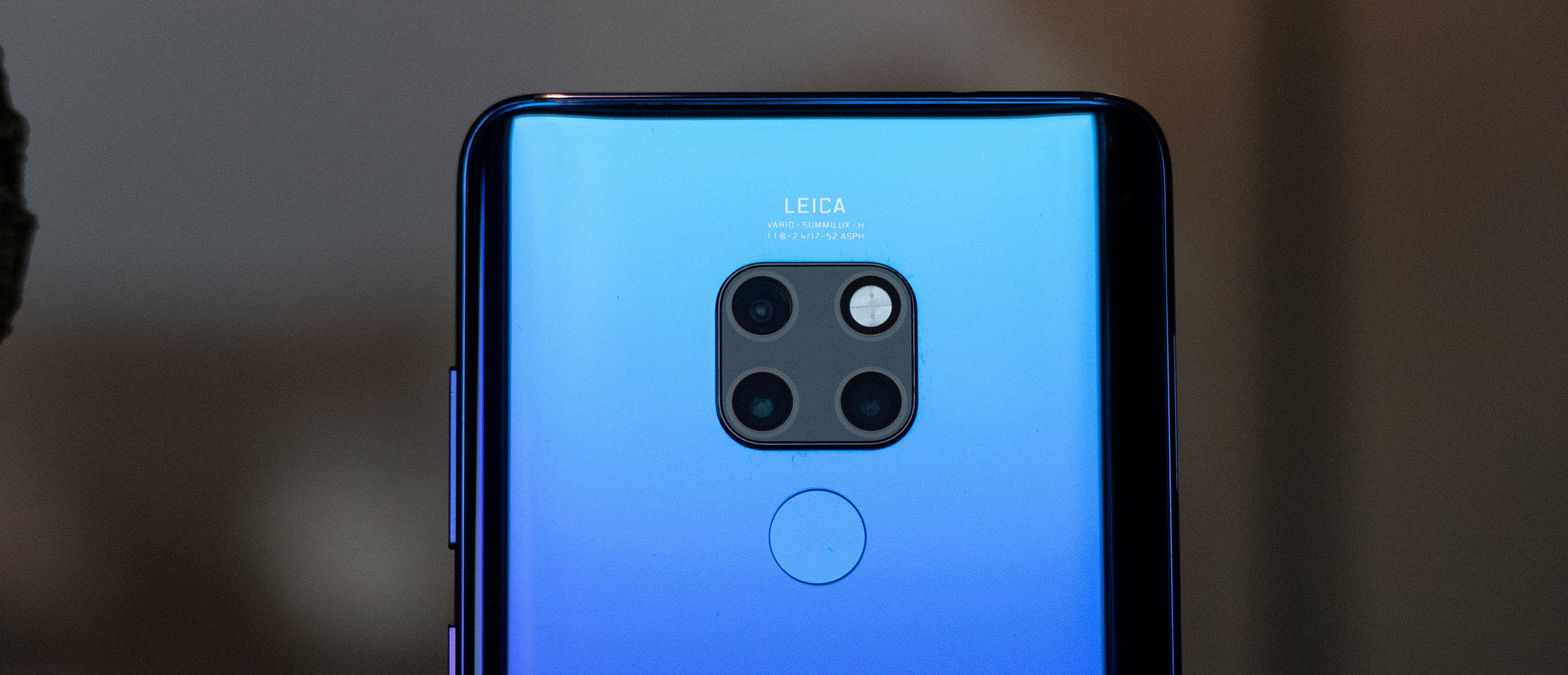 huawei mate 20 review photos wide