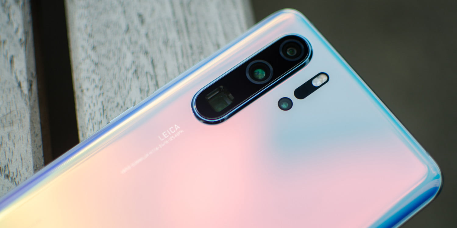 4 Lenses, 40 megapixels, and 400k ISO. Huawei's P30 Pro is a photography freak