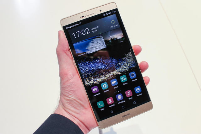 Huawei P8 Max Hands On