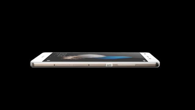 huawei p8 lite news  side front