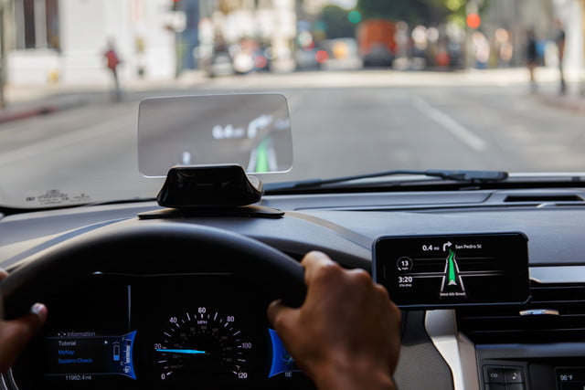 The Best Head Up Displays Huds For Your Car Digital Trends