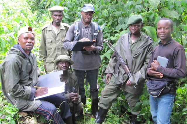 how google earth helped jane goodall save chimps iccn ffi android test team drc