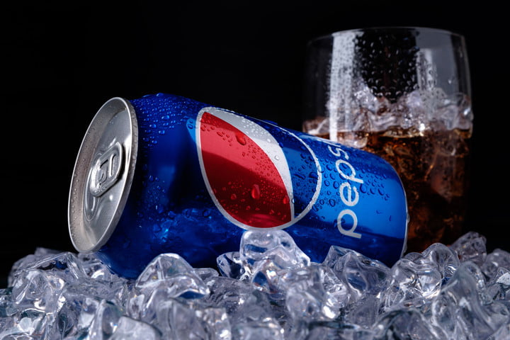 The Pepsi phone is real, and here's what it looks like