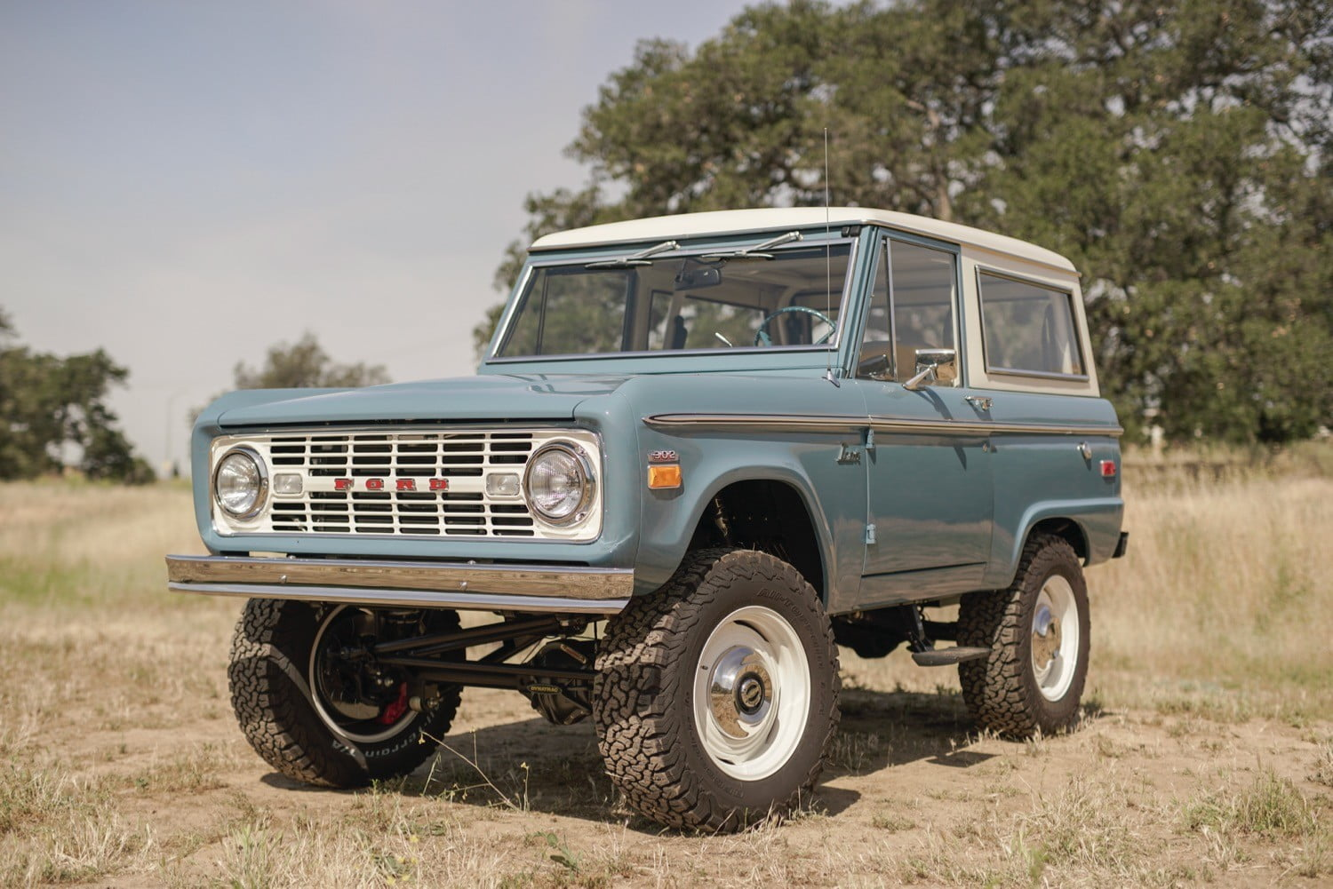 Icon old school br is a brand new 1960s ford bronco digital trends