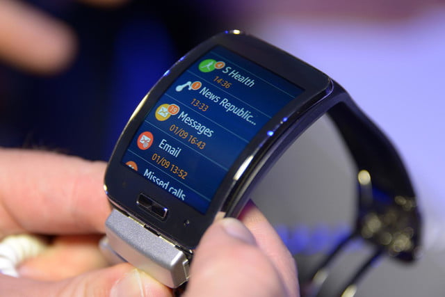 Samsung Gear S Hands-On Impressions
