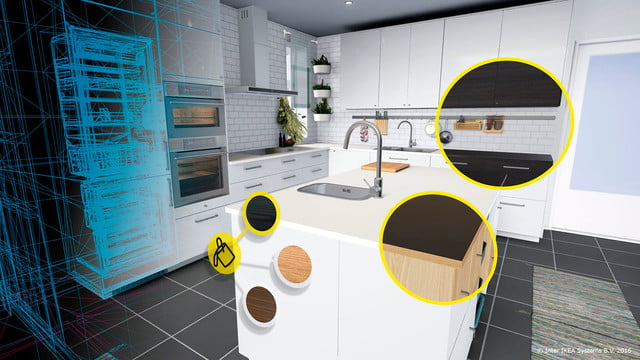 Ikea Launches Virtual Reality Kitchen Showroom Digital Trends