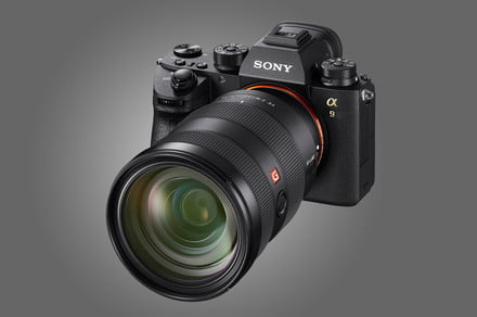 Sony a9, now with updated firmware, is a speed demon in a race against DSLRs