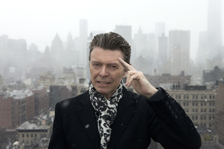 Get a taste of Bowie's 25th record Blackstar, which premieres on Jan 8