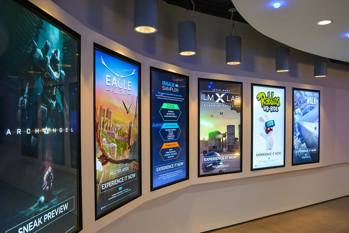 imax vr experience center opening los angeles centre 2