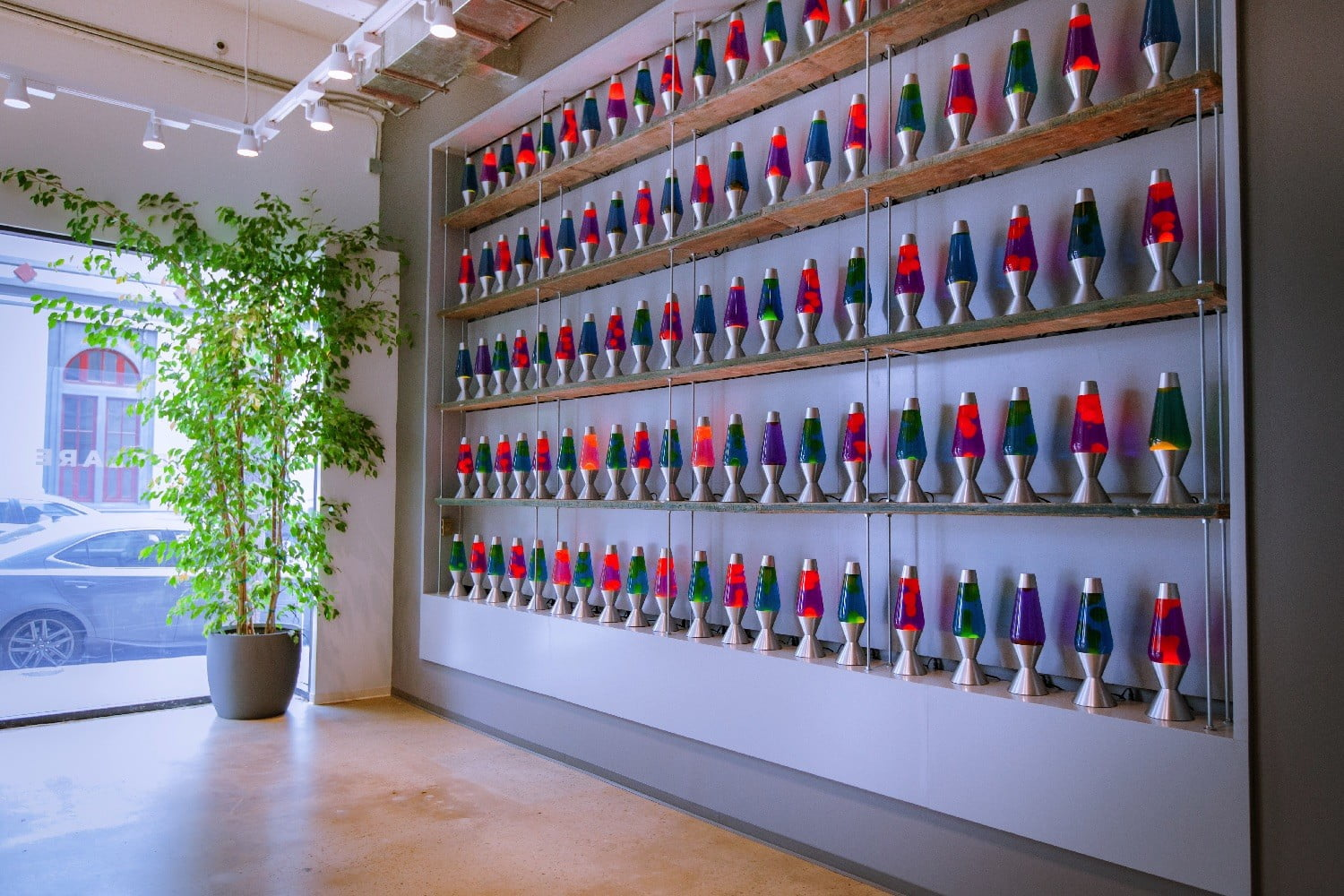 Sounds Crazy, But This Wall Of Lava Lamps Keeps You Protected From Hackers  | Digital Trends