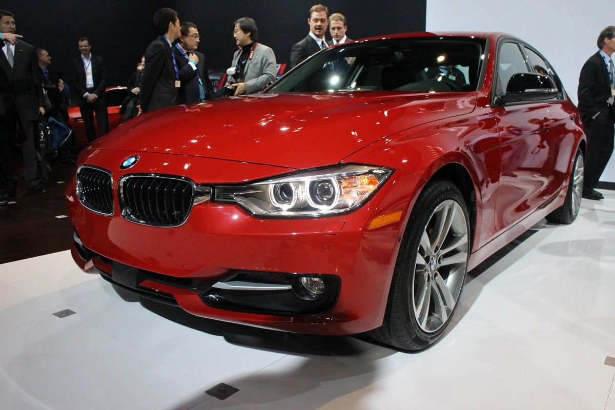 2013 new york auto show bmw debuts 3 series gt and 328d digital trends. Black Bedroom Furniture Sets. Home Design Ideas