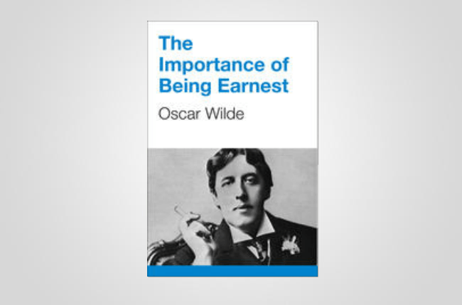 an analysis of irony in the importance of being earnest by oscar wilde It also contains numerous examples of oscar wilde's most characteristic stylistic device: the paradox the present essay i will analyse these similarities and show that, in the importance of being earnest, parody and paradox enter into a connection that is essential to the unique achievement of this play.