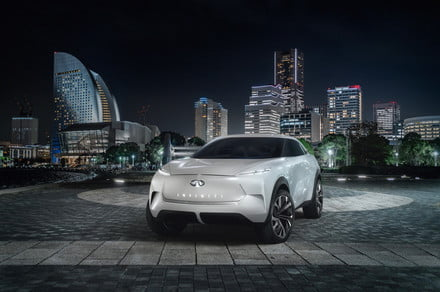 infiniti qx inspiration concept 440x292 c - New muscle cars, trucks, and EVs will convene at the 2019 Detroit Auto Show