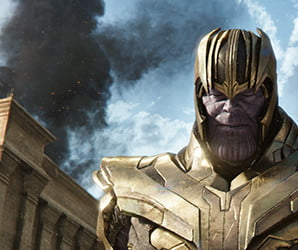 How live action and CG unite to form Thanos, the Avengers' greatest villain